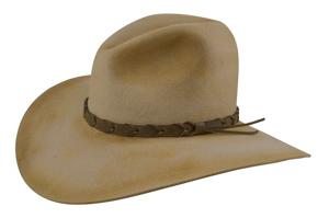 Style: PS1106-3X Gus Crown/Downer Brim Hat