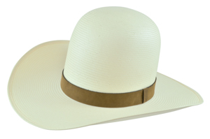 Style: WS-214 Shantung Open Crown Hat