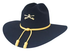 Style: 1771 Buffalo Soldier Hat