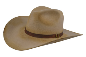 Style: PS-038 Center Dent Crown/Rancher Brim Hat