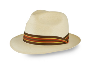 Style: 150 Shantung Center Dent Hat