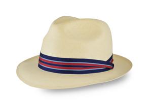 Style: 151 Shantung Center Dent Hat