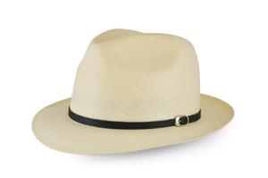 Style: 161 Shantung Center Dent Hat