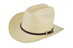 Style: WS-185 Shantung Rancher Hat