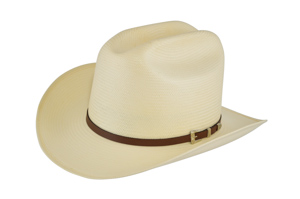 Style: WS-192 Rancher Straw Hat