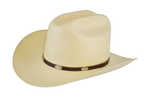 Style: WS-200 Shantung Rancher Hat