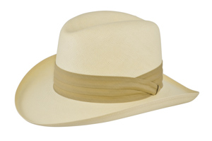 Style: 276 Shantung Homburg Hat