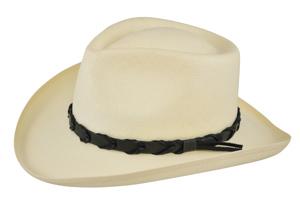 Style: 297 Open Range Straw Hat
