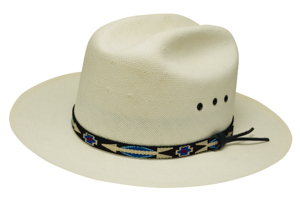Style: 369 Open Road Straw Hat
